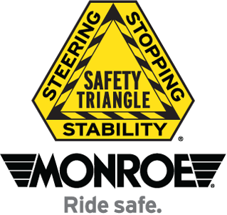 MONROE SHOCKS & STRUTS: Understanding the Safety Triangle®